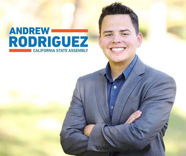 Ready for 2020? Today I'm officially announcing my candidacy for California's 55th State Assembly District! Looking forward to the campaign in our diverse district, and talking to voters about our state's most pressing issues.