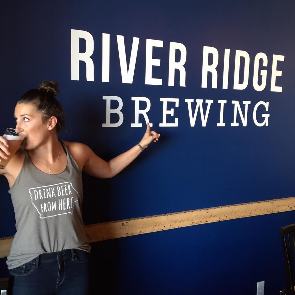 River Ridge Brewing - Why wouldn't I open a brewery in a town of 2,000 people where 90% of all beer consumed is Busch Light.