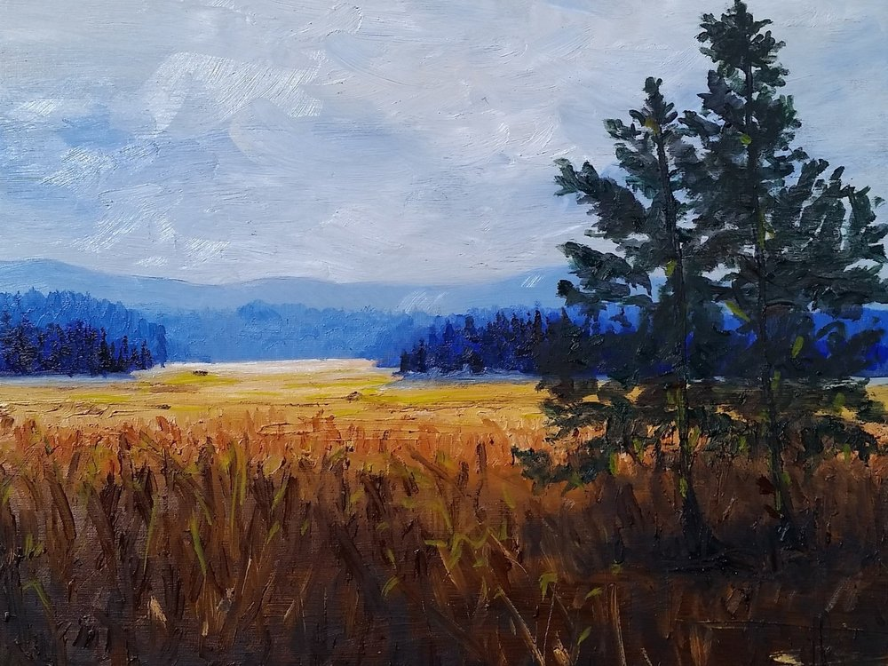 Vesper-Painting-Plein-Air-Ashland-Art