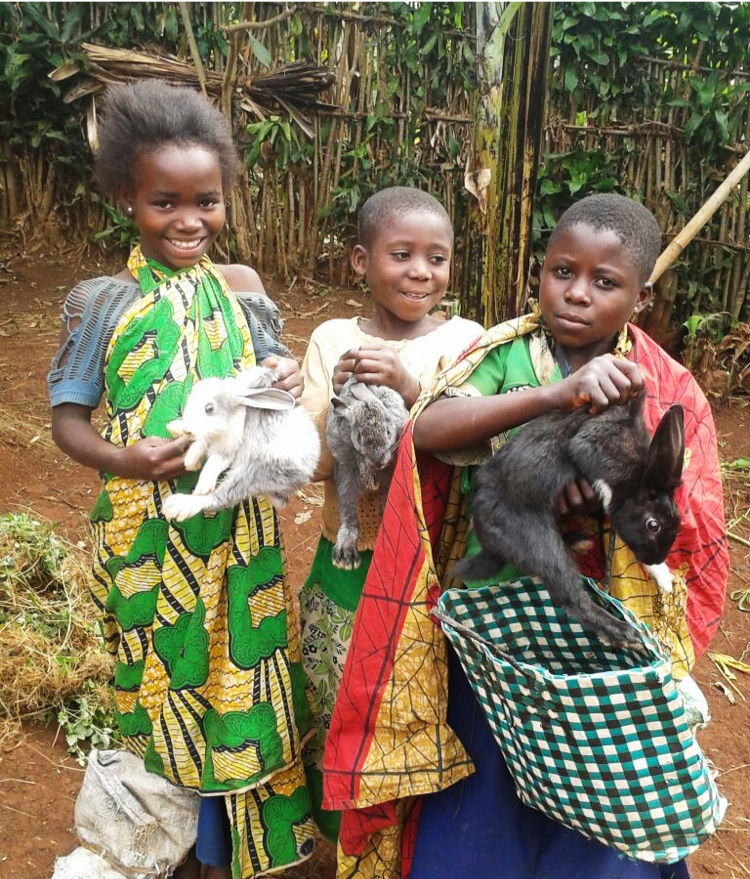 Girls with rabbits_Congo.png