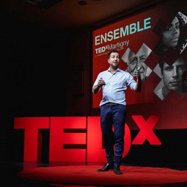 Avant la Suède @alexmoulin était en Birmanie pour y fonder une école sur des principes simples. Écoutez son histoire! Lien dans la bio #tedx #tedxmartigny #tedxmartigny2018 #tedxtalks #valaiswallis #mymartigny