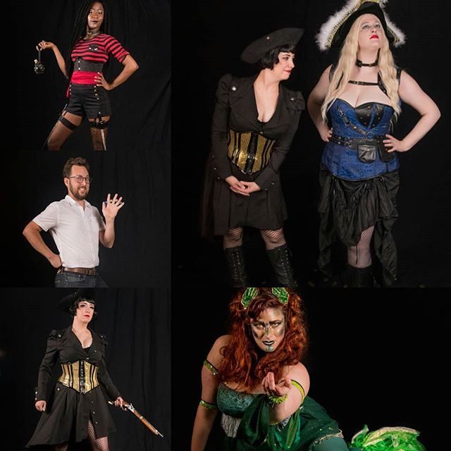A few #sneakpeeks from our shoot last week with @johndwilliamsphoto and @thecoolestdorkyouknow!  Come SEA the show Sat, Nov 10 at The Stage @kdhx!  #thekissandtells #burlesque #burlyq #performance #dance #singing #pirates #dmgnt #kdhx #goseeashow @roxxy_missbehavin @sofiedesade it wouldn't let me tag these two in the photos!
