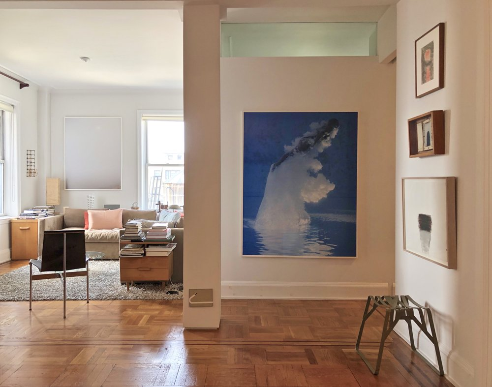 Upper West Side apartment.