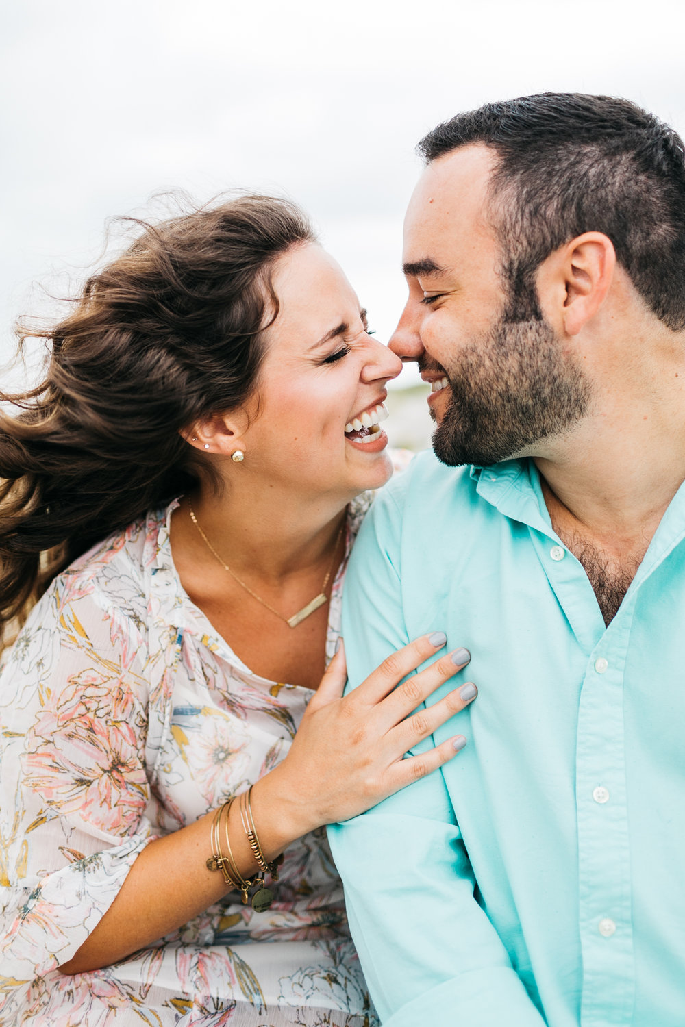 Erin L. Taylor Photography_Wilmington NC Fort Fisher Engagement Session (3).jpg