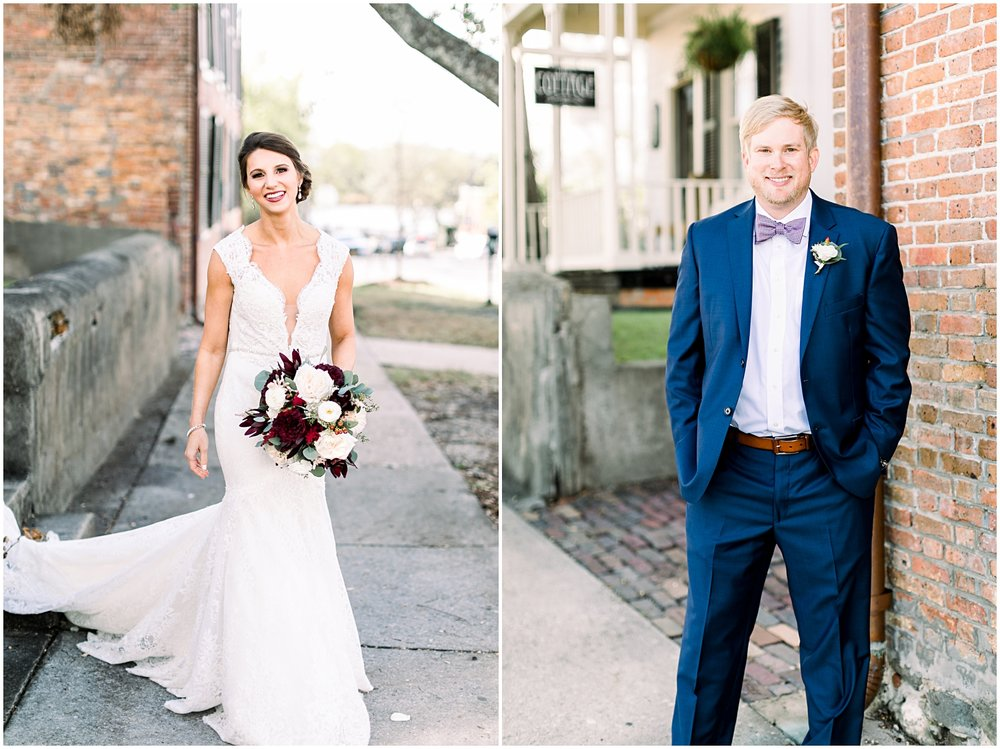 128 South Wedding venue, Downtown Wilmington NC Wedding_Erin L. Taylor Photography_0023.jpg