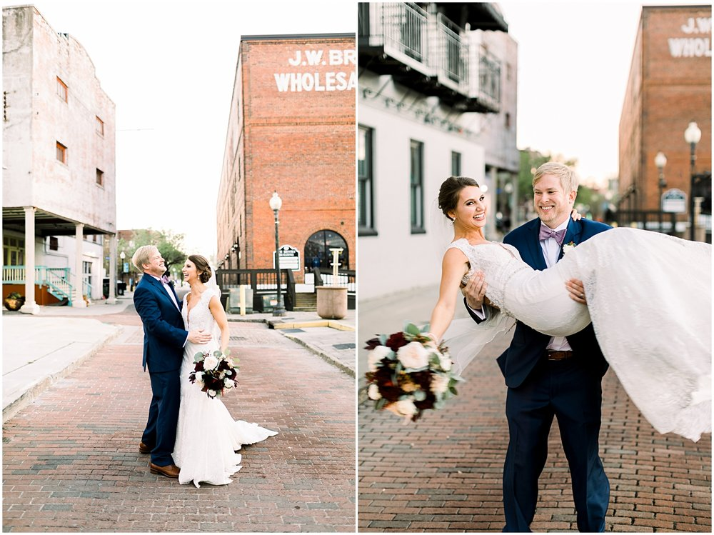 128 South Wedding venue, Downtown Wilmington NC Wedding_Erin L. Taylor Photography_0036.jpg