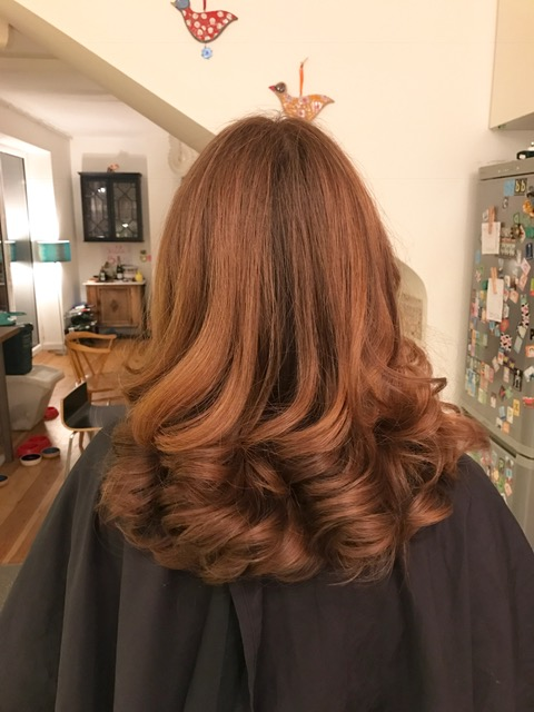 HEALTHY SHINY HAIR IS A HAIRDRESSERS BEST FRIEND