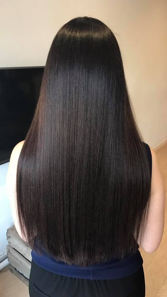 THIS IS WHATS IS ACHIEVABLE AFTER 6 MONTHS OF OLAPLEX AND REGULAR TRIMS