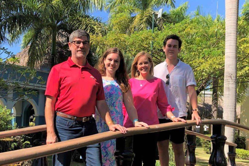 Mark Groveunder - Sue, Sarah, and Seth