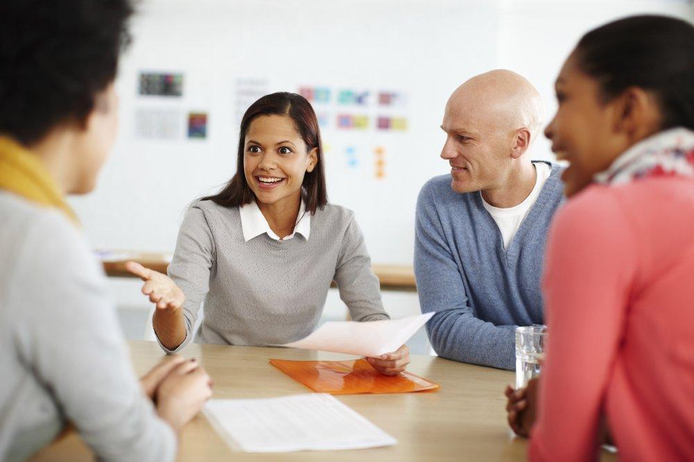 We have… - an active Parent-Teacher Organization