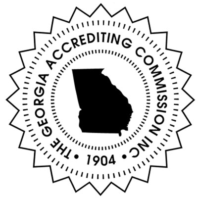 We are… - FULLY ACCREDITED by the Georgia Accreditation Commission.