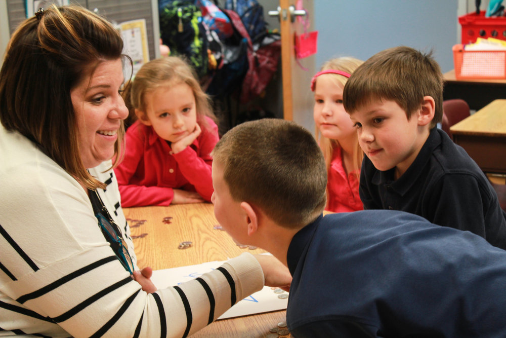 Our teachers… - are committed to help your child BE and DO their very best.