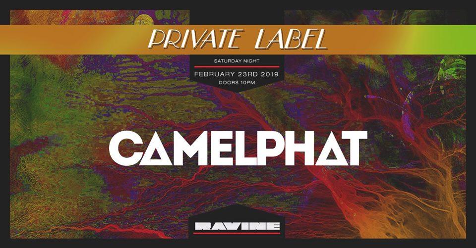 Camelphat Beware Presnts Private Label Ravine Atanta EDM
