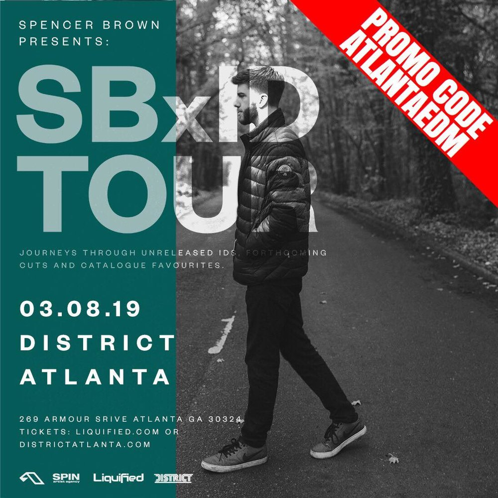 spencer brown liquified atlanta edm district