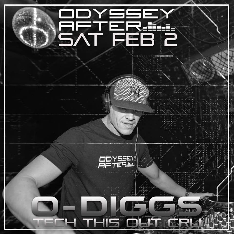 O-Diggs Odyssey After Atlanta EDM