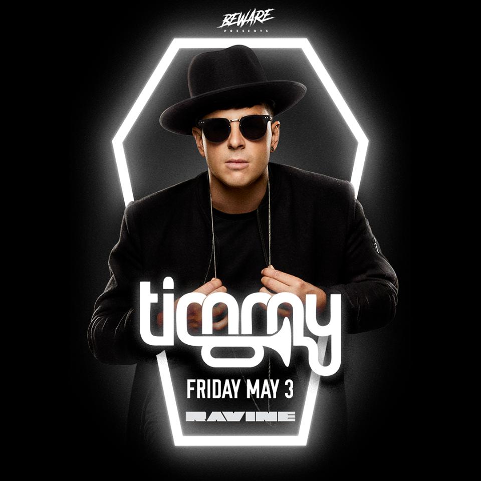 Timmy Trumpet Ravine Atlanta EDM Beware Presents