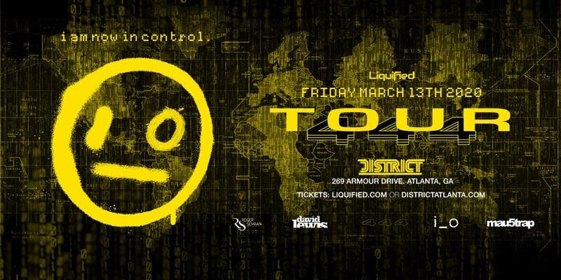 i o at district atlanta mar 13 2020 atlanta edm atlanta edm