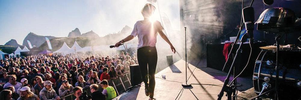 ISAK - Trænafestivalen