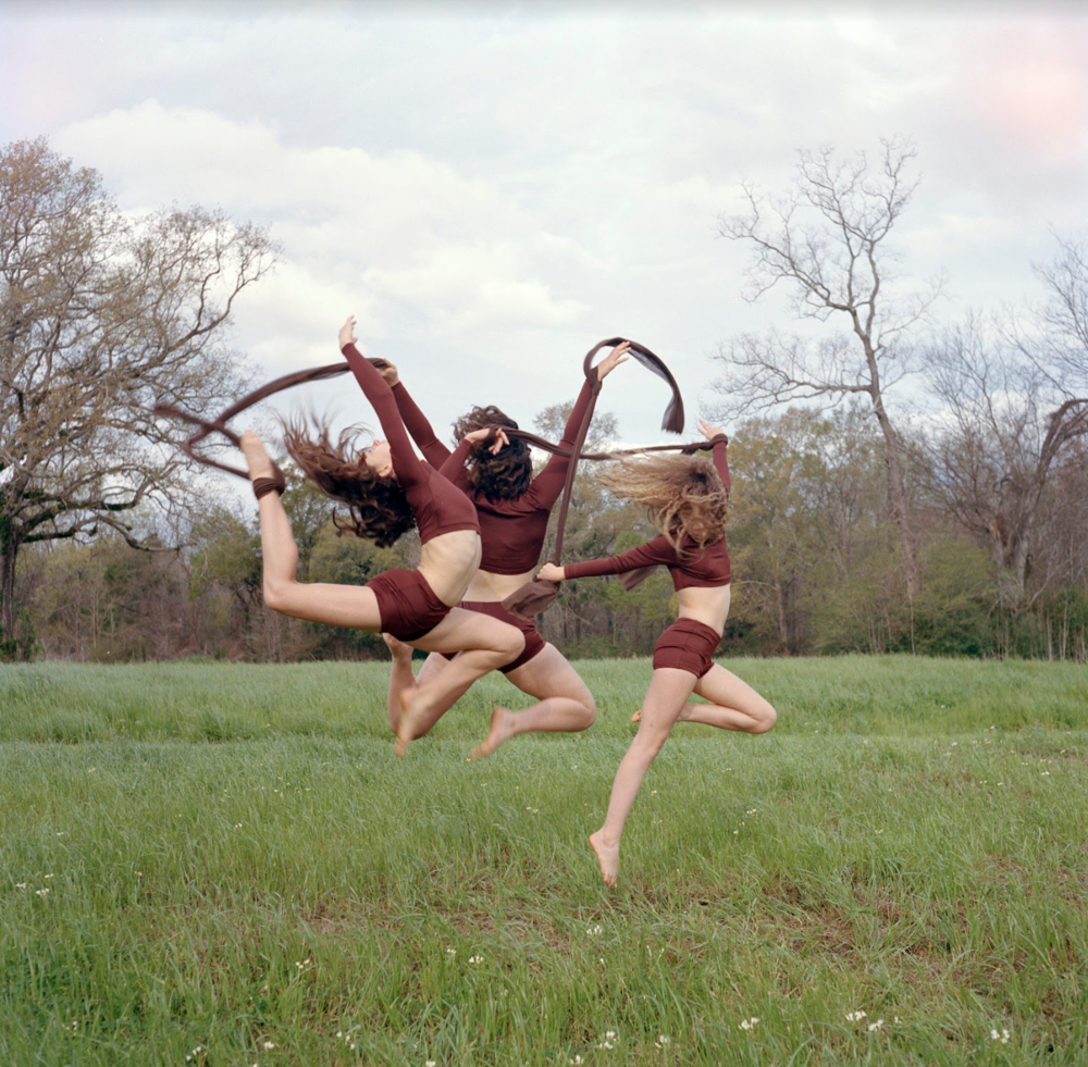 images created for Core Dance Center's 2014 show program