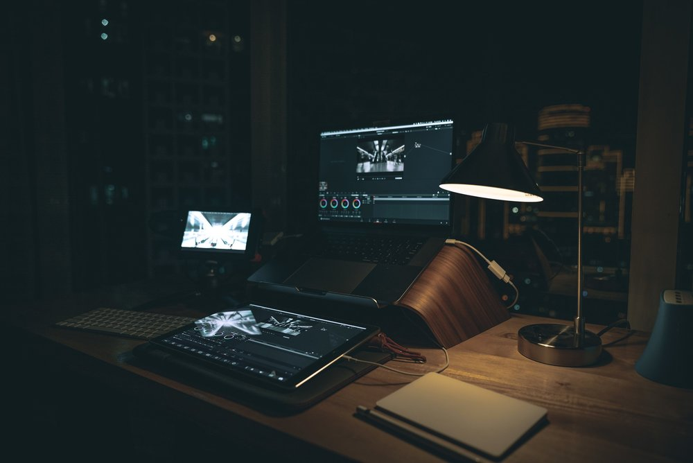 Post-Production - With over ten years of video editing experience we can finalize your project through our in-house editing studio, offering your viewers a dynamic visualizing experience.- Video Editing, ADR, Foley, Sound Mixing, VFX, Motion Titles, After Effects, Promotional Trailer