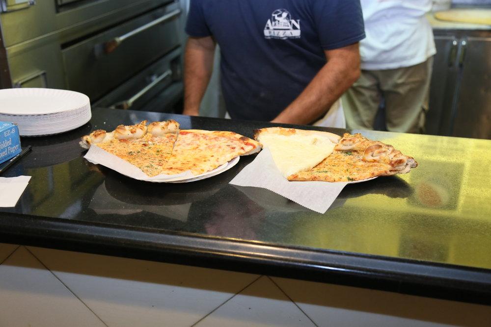 Aegean Pizzeria of Holbrook