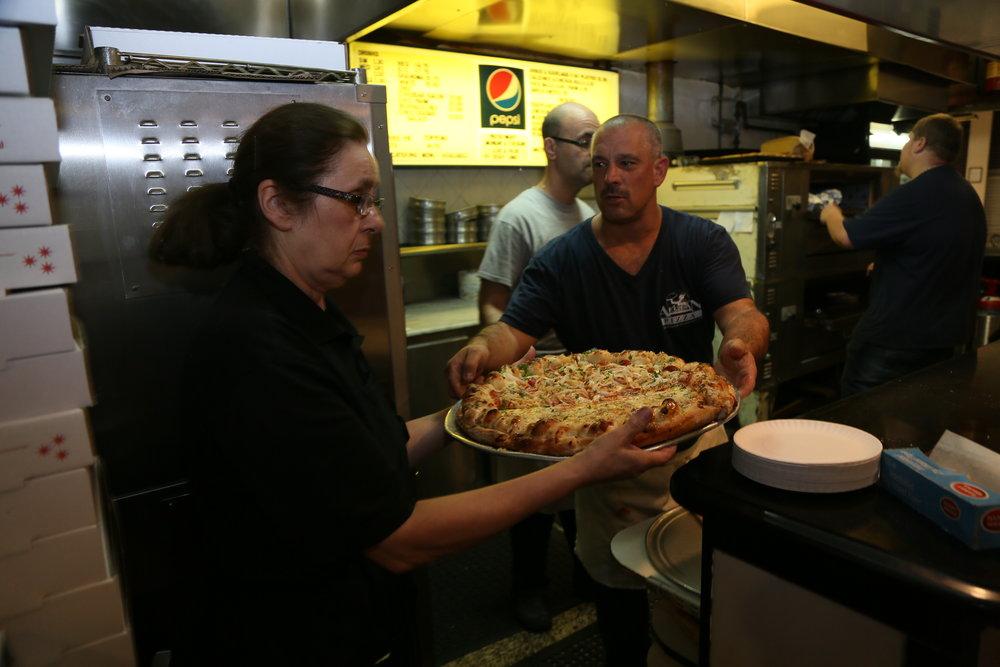 Aegean Pizzeria and Restaurant