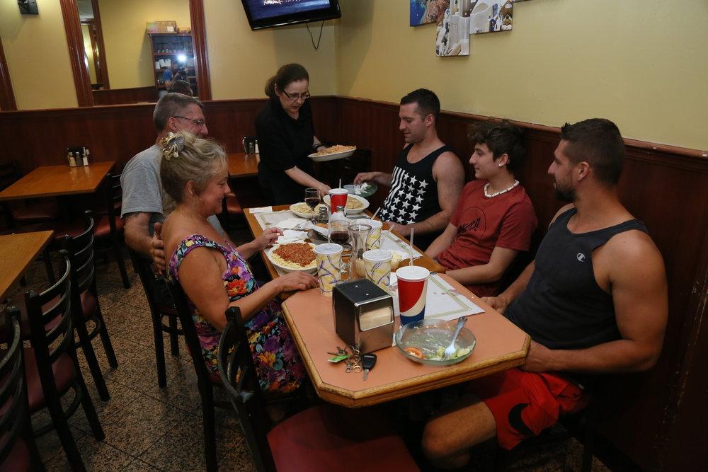 Aegean Italian and Greek Restaurant Catering