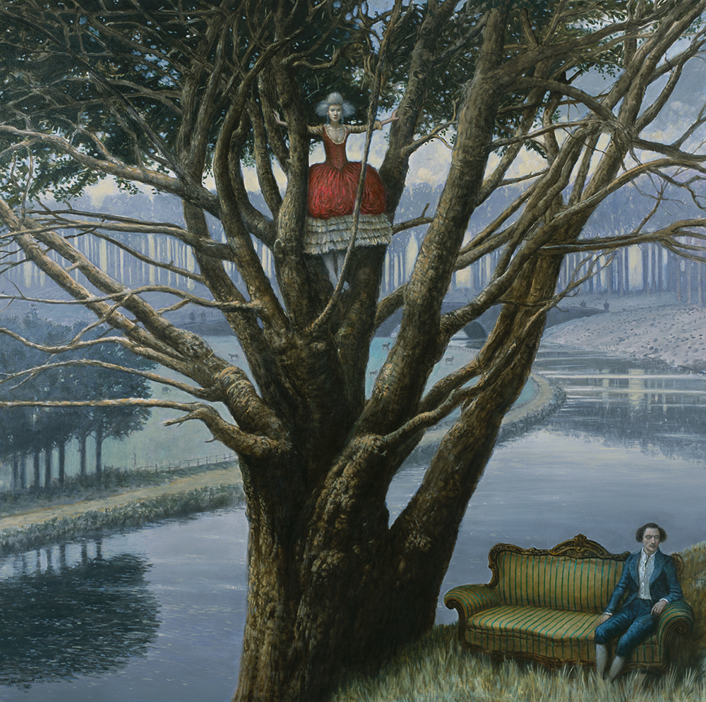 The Tree of Glum
