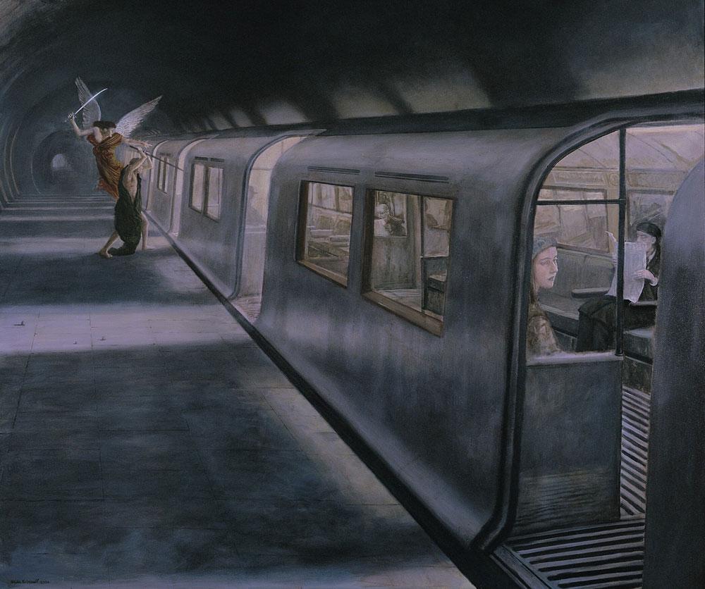 Incident on Platform