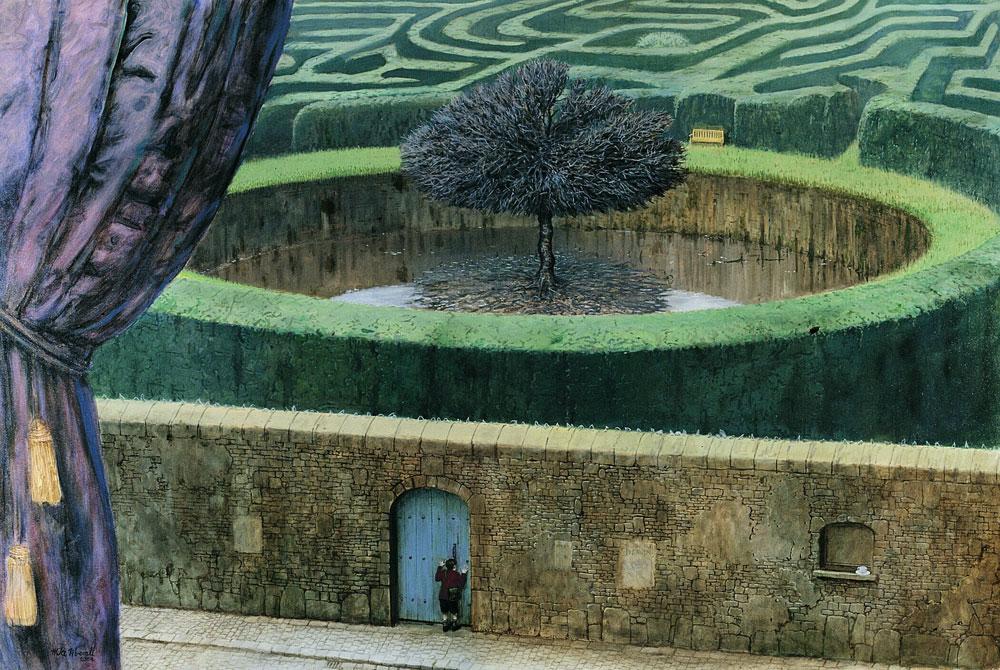 Garden of Melancholia