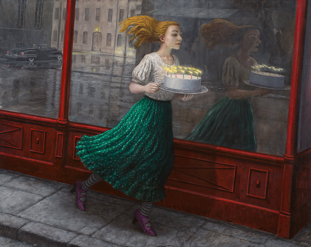 The Cake Runner