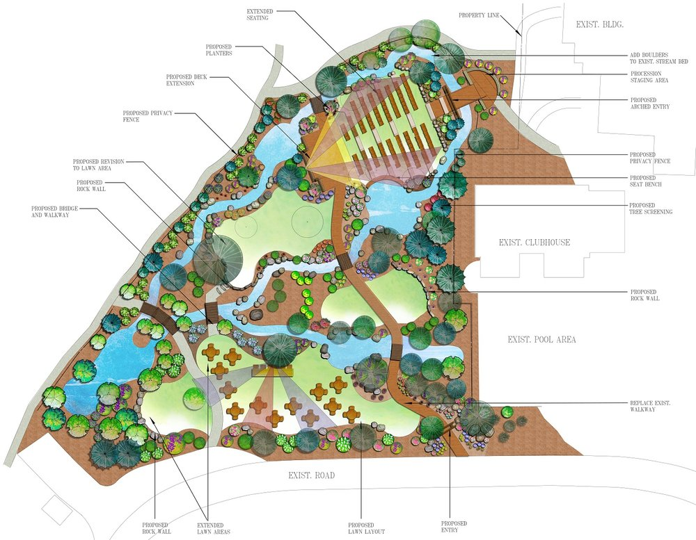 Outdoor living landscape design in Reno, NV