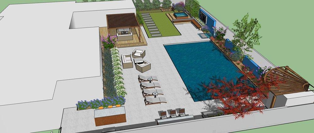 Copy of Stunning 3D landscape design in Reno, NV