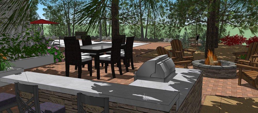 Copy of Reno, Nevada outdoor kitchen