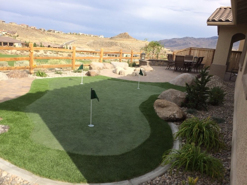 Reno, Nevada backyard design ideas