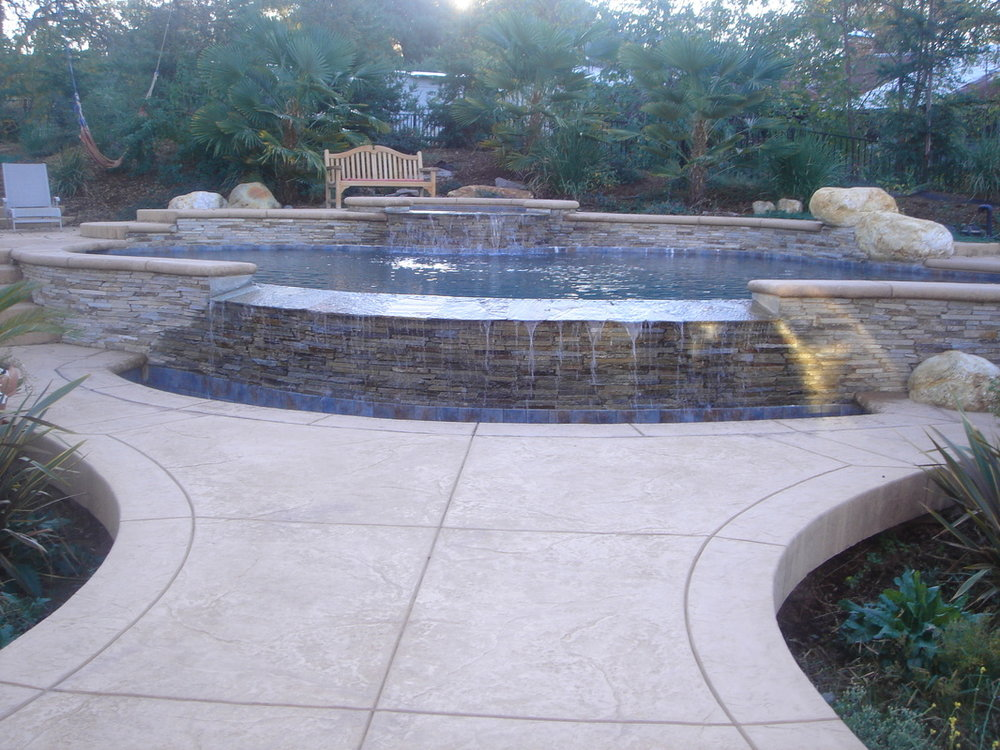 Pool designs and other landcaping services in Reno, NV