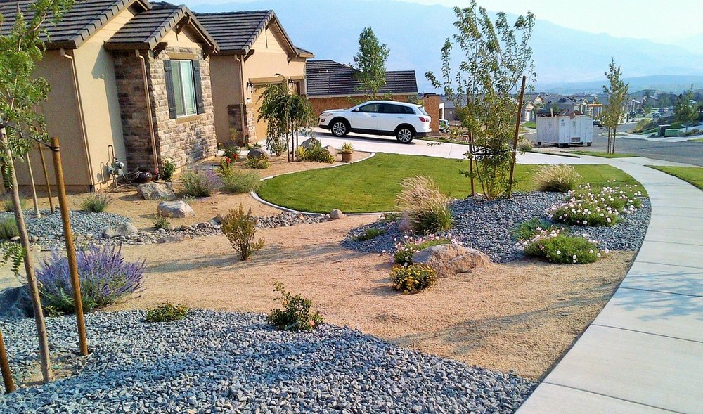 Landscaping companies for front yard landscaping in Reno, NV