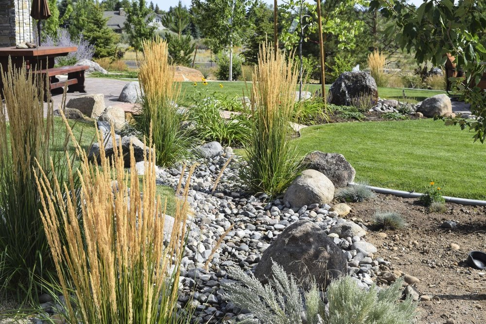 Backyard design and backyard landscaping services in Reno, NV