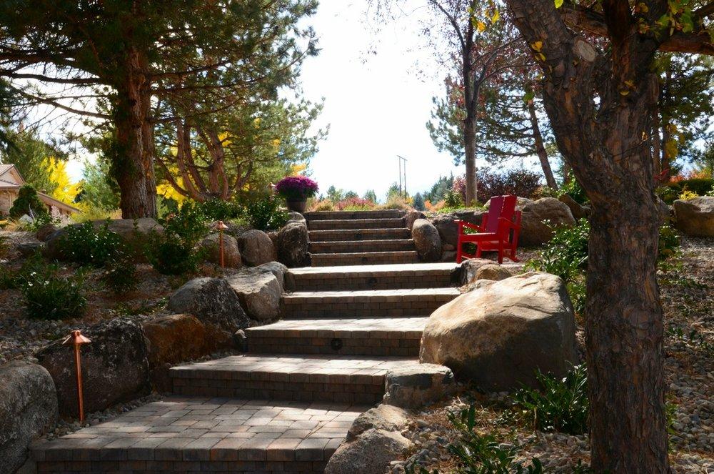 Reno, NV backyard landscaping