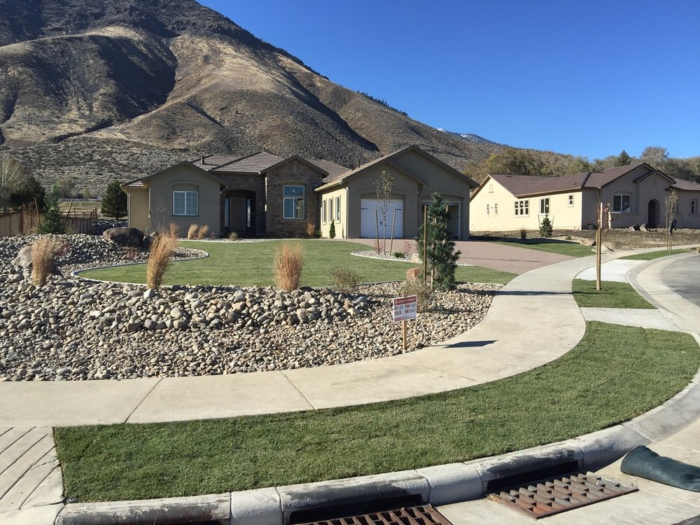Stunning front yard landscaping ideas in Reno, NV