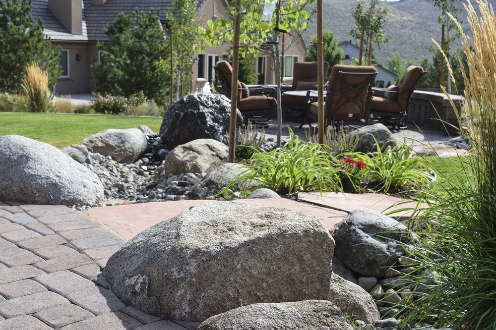 Landscaping companies in Reno, NV for landscape design