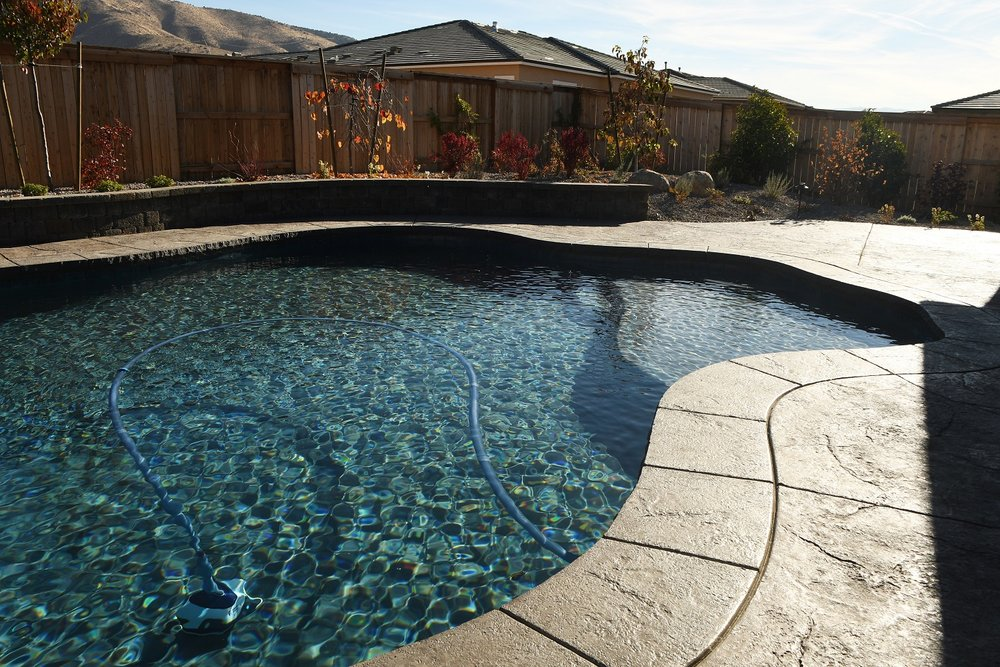 Reno, Nevada stunning pool designs