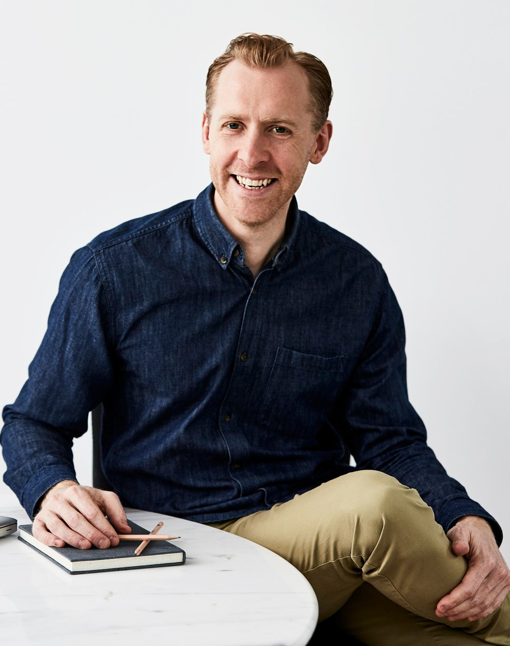 Dan Peterson, Director and Founder of The High-Performance Brand.