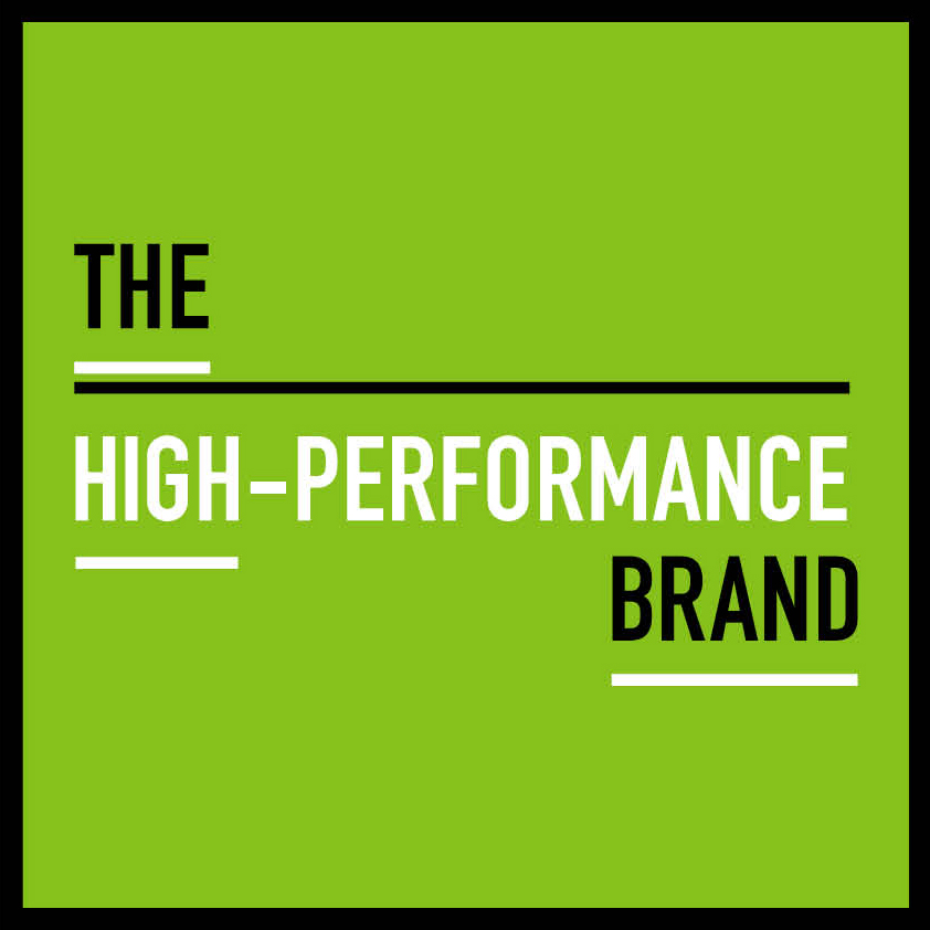The High-Performance Brand
