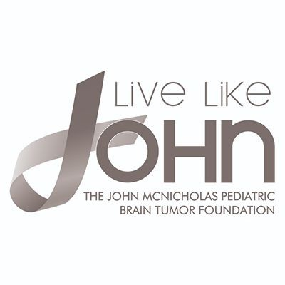 Live Like John - Live Like John was created to honor the memory of John McNicholas who unfortunately lost his battle to a brain tumor. His journey revealed there's still a war to be won. The cure rate for most brain cancers is significantly lower than that for many other types of pediatric cancer. At this time, brain cancer research is grossly underfunded and the public remains unaware of the magnitude of this disease.The mission of Live Like John is to push for advancements in the care and treatment of pediatric brain tumor patients by facilitating better coordination of information between patients and providers, improving the quality of life for patients, and funding specifically targeted pediatric brain tumor research and treatment options to achieve our ultimate goal: the eradication of pediatric brain tumors.