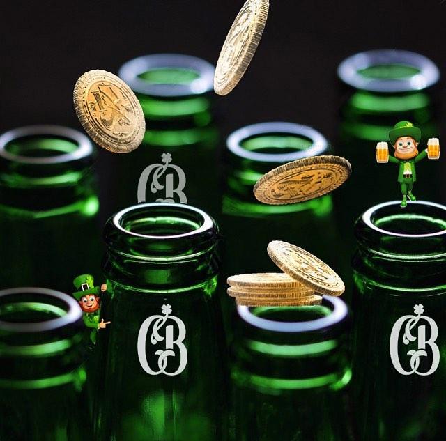 Feeling lucky? Join us tomorrow for Bingo 'N Booze. It's guaranteed to be full of shenanigans 😜 #charmdbar