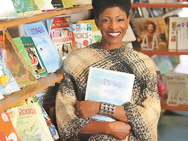 Daphne Thomas - Daphne Thomas, a native of Franklin and long-time resident of New Iberia, is a businesswoman, children's book author & illustrator, storyteller, performing artist and amateur family historian. She is founder of the New Iberia-based summer enrichment program for young girls, Building Beauty Inside and Out (BBIAO). In summer 2017, as part of the Purchased Lives slavery exhibit at New Iberia's Bayou Teche Museum, Mrs. Thomas performed several Iberia Parish slave narratives. She also served on a focus group organized by New Iberia's Shadows-on-the-Teche plantation home as part of a 2018 National Trust for Historic Preservation assessment.