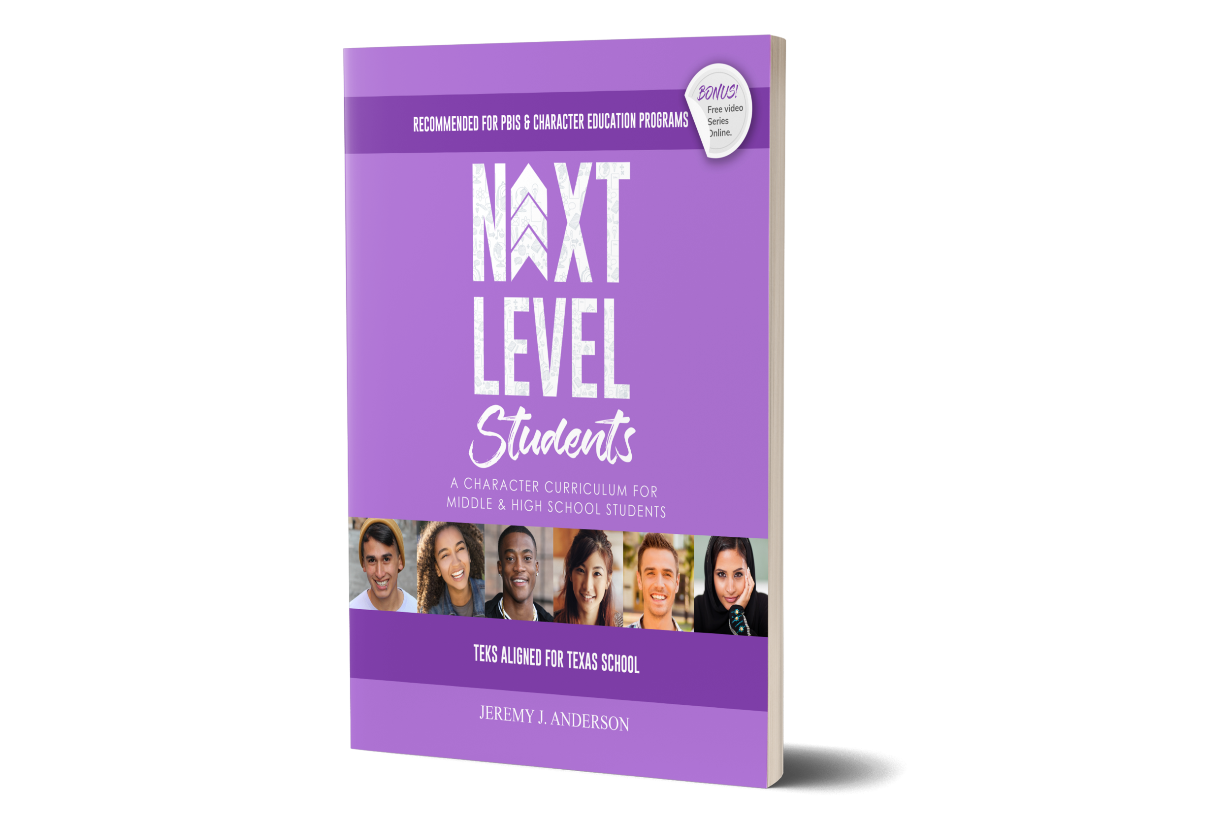 When Adding Sel To Curriculum >> Next Level Students Curriculum Texas Edition Jeremy Anderson Top