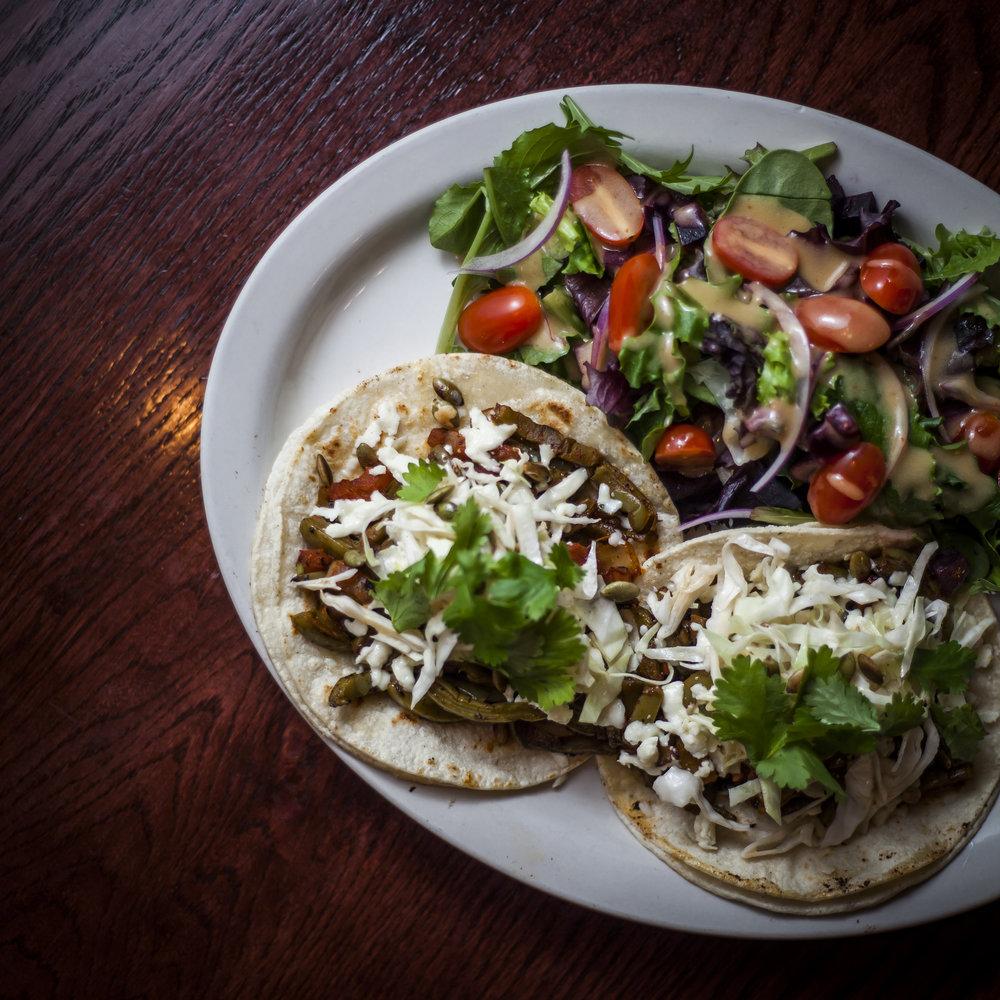 Nopales Tacos