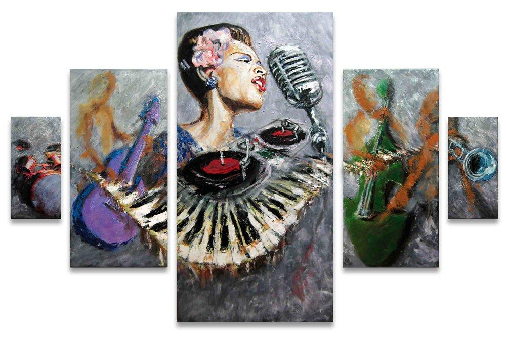 Jazz Pentaptych